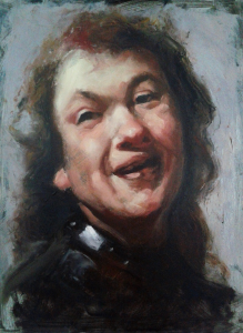 alla prima - rembrandt textbook