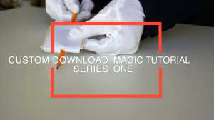 custom magic teaching download $75.00