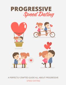Progressive Speed Dating | eBooks | Romance