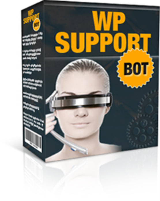 Second Additional product image for - WP Support Bot