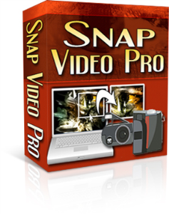 Snap Video Pro | Software | Audio and Video