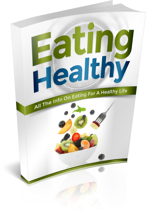 First Additional product image for - Eating Healthy