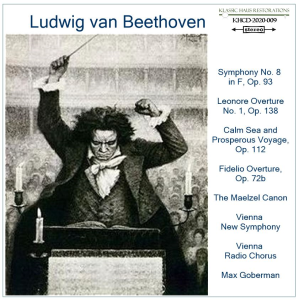 max goberman conducts beethoven