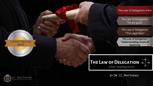 First Additional product image for - Law of Delegation Series
