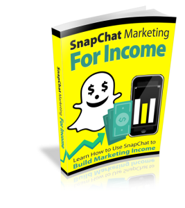 snapchat marketing for income