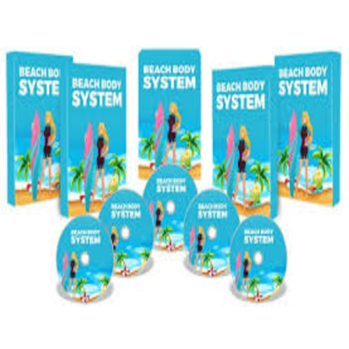 Second Additional product image for - Beach Body System- product with reseller license (PLR)