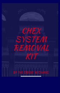 Get Out Of Chex System Fast | eBooks | Finance