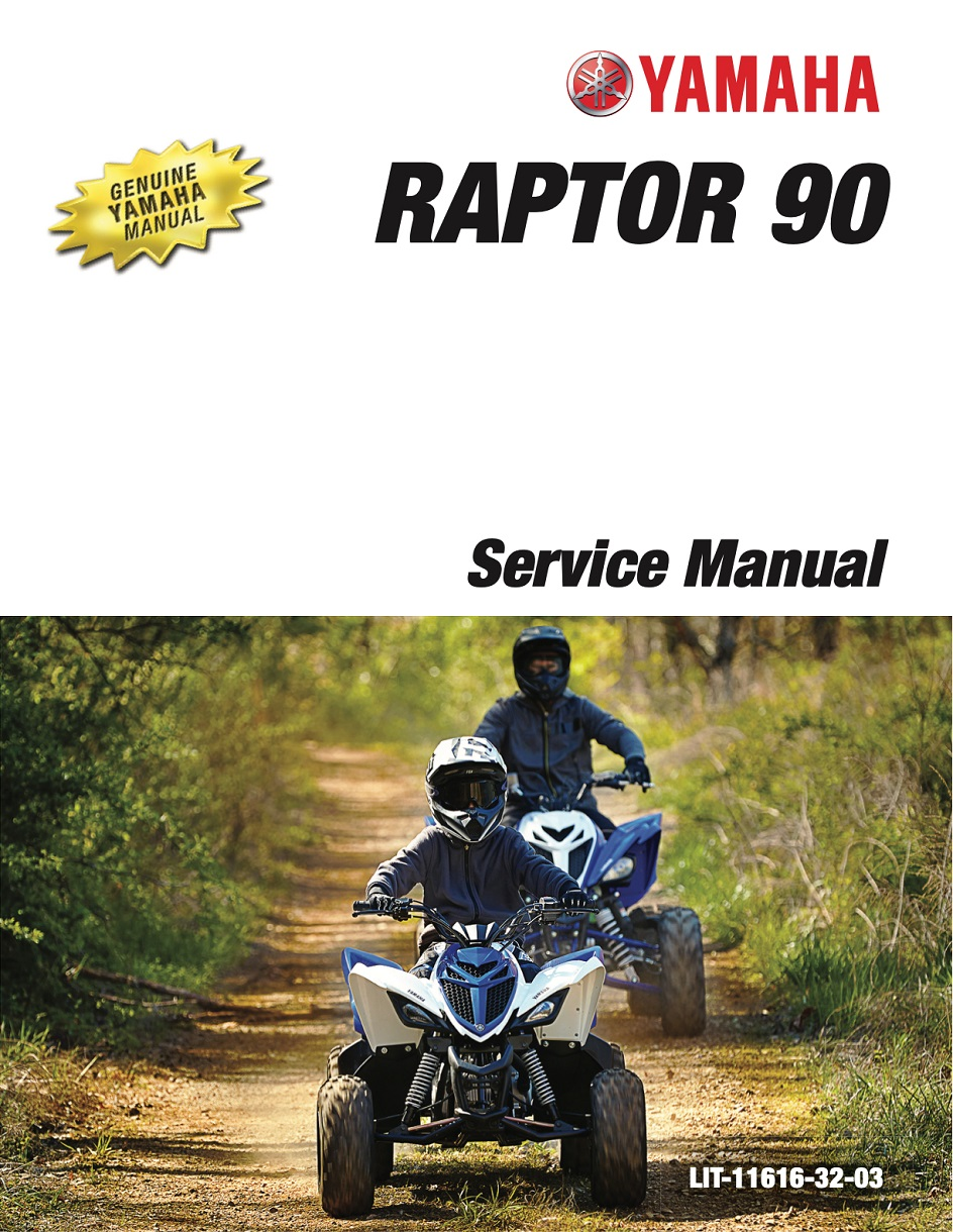 Yamaha Atv Raptor 90 2019