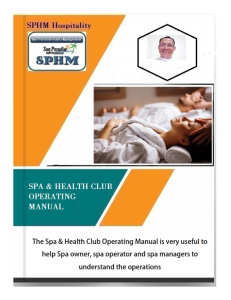 hotel spa & recreation manual