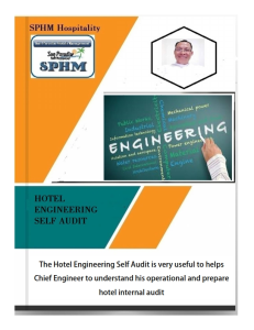 hotel engineering self audit