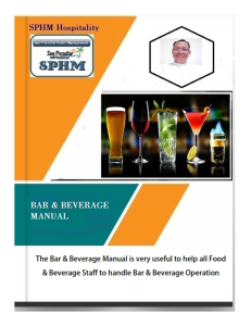 hotel bar & beverage manual