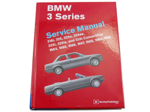 Bentley E30 BMW Service Manual ( 1984 - 1990 ) | eBooks | Automotive