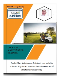 Golf Cart Maintenance Training Manual | eBooks | Education