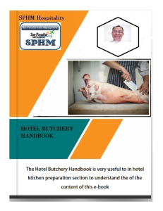 Hotel Butcher Handbook | eBooks | Education