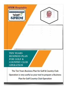 10 years golf operation business plan