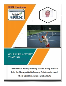 club activity operation training manual