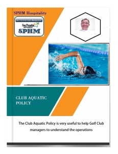 Golf Club Aquatic Policy | eBooks | Education