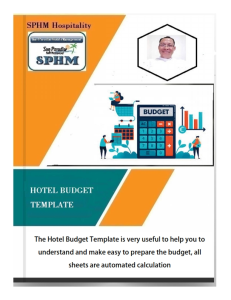 Hotel Budget Template | eBooks | Education