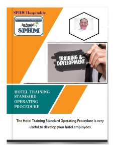 hotel training s.o.p