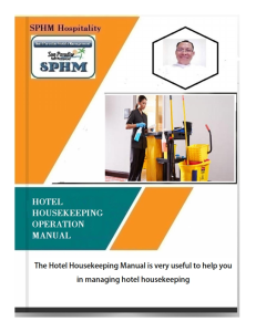 hotel housekeeping manual