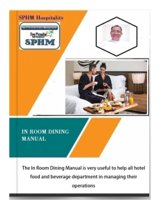 hotel in room dining manual