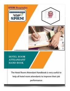 hotel room attendant handbook