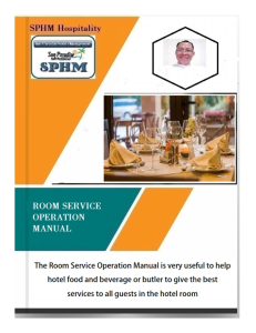 room service operation manual
