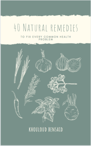 40 natural remedies to fix every common health problem