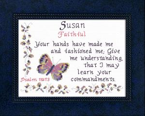 name blessings - susan 3
