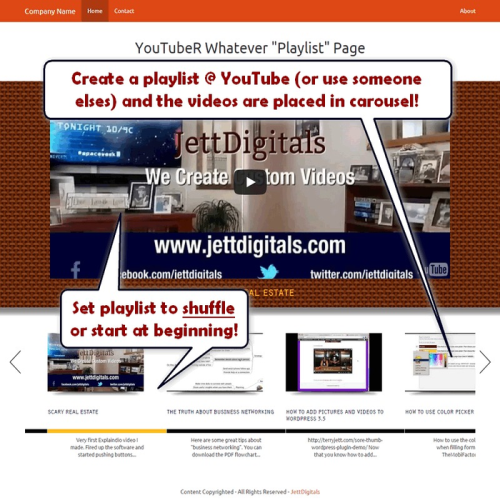First Additional product image for - YouTube playlist creator- product with reseller license (PLR)