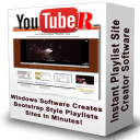 YouTube playlist creator- product with reseller license (PLR) | Software | Software Templates