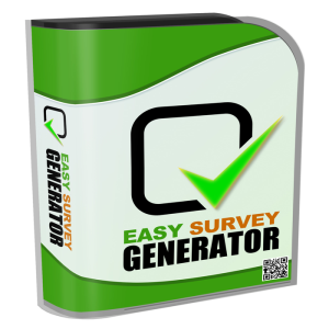 easy survey creator- product with reseller license (plr)