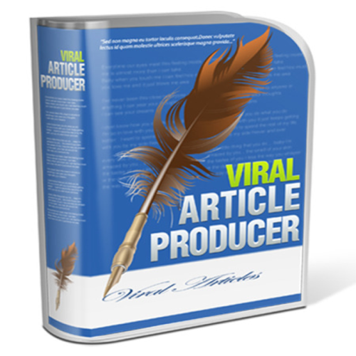 First Additional product image for - viral article producer- product with reseller license (PLR)