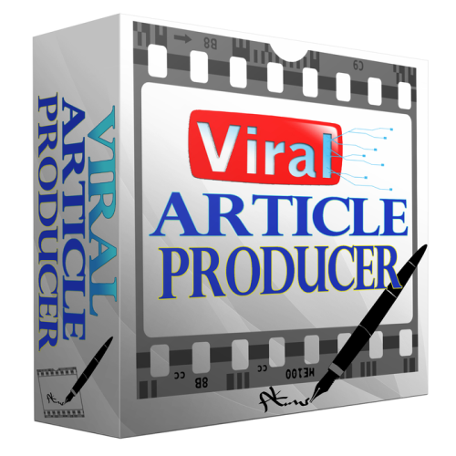 Second Additional product image for - viral article producer- product with reseller license (PLR)