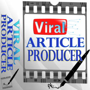 viral article producer- product with reseller license (plr)