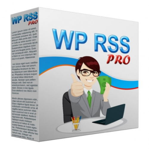 First Additional product image for - RSS Pro WordPress Plugin- product with reseller license (PLR)