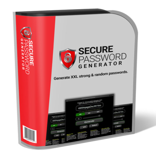First Additional product image for - Secure Password Generator- product with reseller license (PLR)