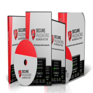 Secure Password Generator- product with reseller license (PLR) | Software | Software Templates