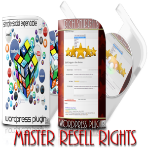 Social simples expansível - product with reseller license (PLR) | Software | Software Templates