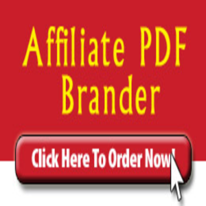 - pdf affiliate brand software - product with reseller license (plr)