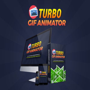 turbo gif animator - product with reseller license (plr)