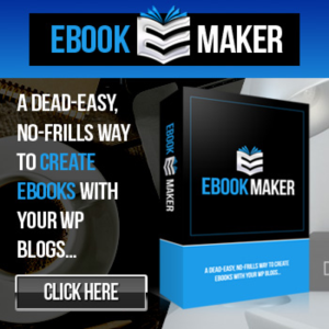 wp ebook maker plugin - product with reseller license (plr)