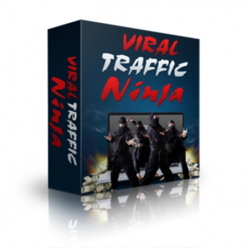 First Additional product image for - WP Viral Traffic Ninja - product with reseller license (PLR)