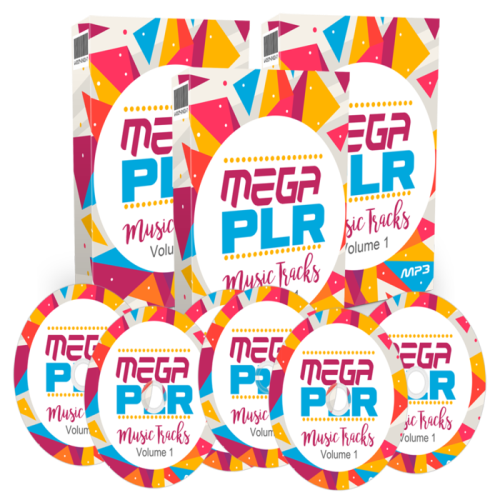 First Additional product image for - Mega PLR Music Tracks V1- product with reseller license (PLR)