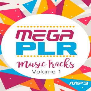 mega plr music tracks v1- product with reseller license (plr)