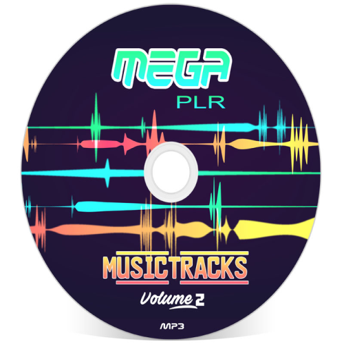 Second Additional product image for - Mega PLR Music Tracks V2- product with reseller license (PLR)