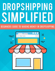Dropshipping Simplified | eBooks | Business and Money