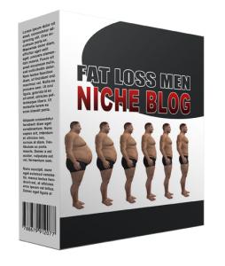 Fat Loss Men Niche Blog | eBooks | Games