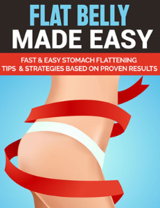 Flat Belly Made Easy | eBooks | Health