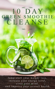 10 Day Green Smoothie Cleanse | eBooks | Health
